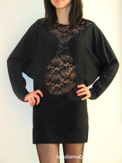 Mój styl Sukienka kimonowa