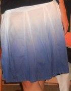 RESERVED Spódnica z gradientem
