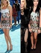 sukienka aztec...