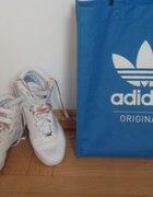 Białe buty reebok 40