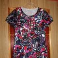 letnia kwiecista sukienka MARKS&SPENCER r 38