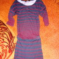 sukienka reserved paski 36 S