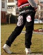 damskie skate spodnie...