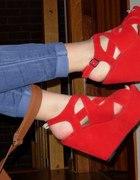 koturny sandały