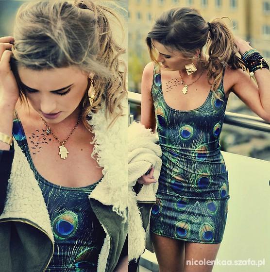 Świetna sukienka