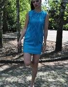 frędzle lizzie blue