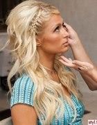 Fryzura Blond