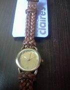 Zegarek pleciony