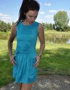 ukochana sukienka lizzie blue