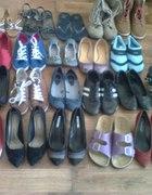 Moja kolekcja butów