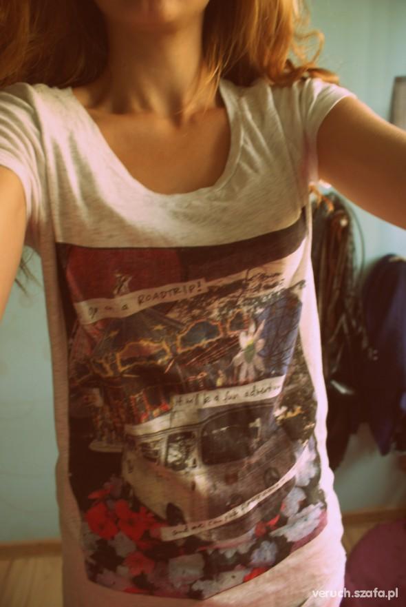 hippie HM t shirt 34 36