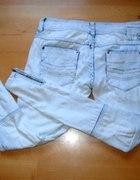 Spodnie HOUSE zip