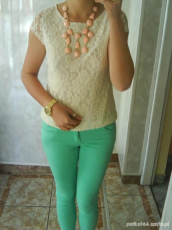 Mój styl lace
