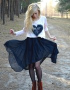 hight low skirt