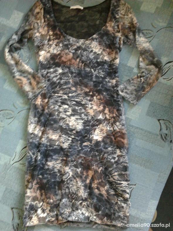 Suknie i sukienki koronkowa xs