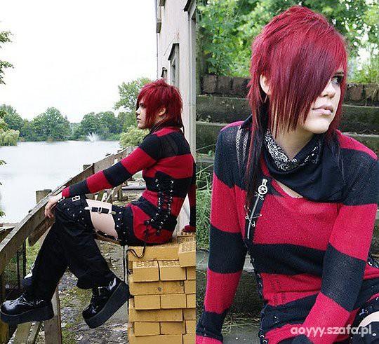 Mój styl Red Dragon