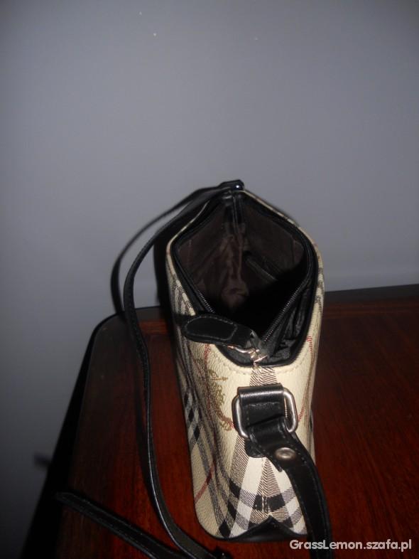 BURBERRY torebka w kratkę wysyłka gratis w Torebki na co