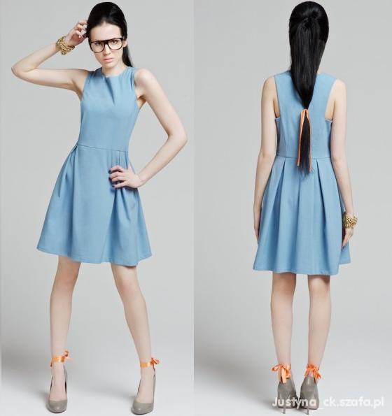 Mój styl sukienki marki Aga Paul