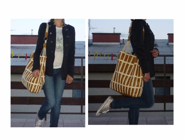 Mój styl torba xxl to co kocham