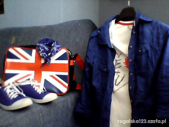 Do szkoły lubię luźno się ubierać