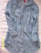 Jeansowa koszula HM