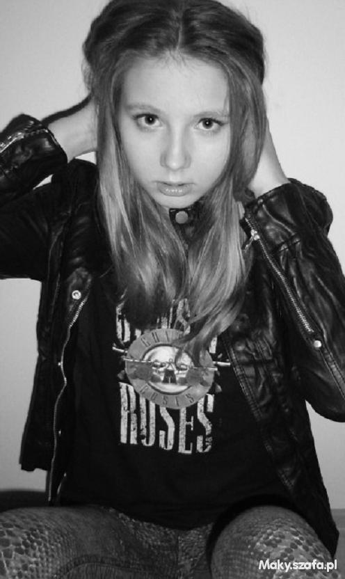 Mój styl guns n roses