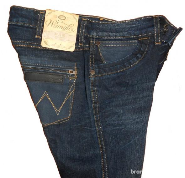 Spodnie Lee Wrangler