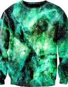 bluza lub bluzka galaxy rozm s lub oversize