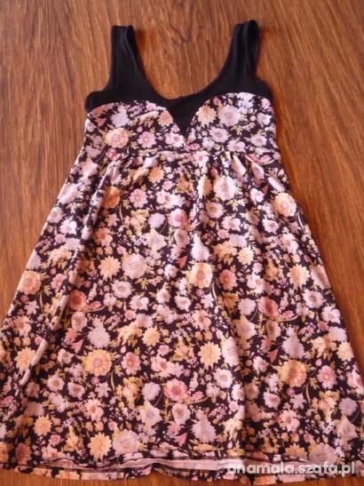 Suknie i sukienki modny floral cena z przesyłką