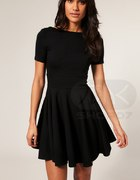 Sukienka H&M rozkloszowana Hepburn...