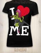 koszulka I love ME...