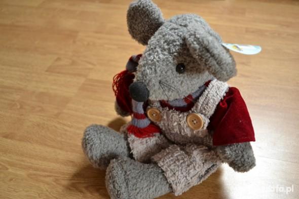 Zabawki mouse mickey disney mysz myszka little cat