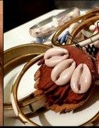 kolczyki etno hand made by me