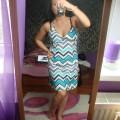 letnia sukienka HandM