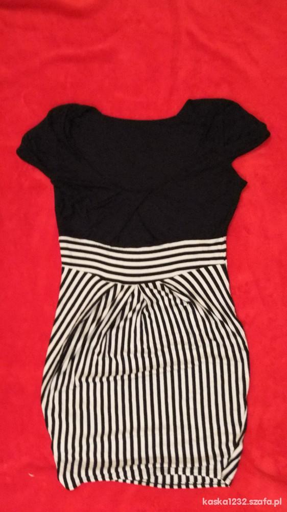 Suknie i sukienki marynarska M L
