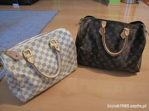 Moje dwie LV