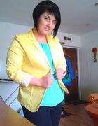 Żółty i mięta