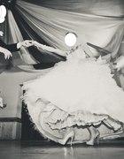 Suknia ślubna Lisa Ferrera Kryształki