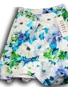 spódnica bombka w kwiaty SIMPLE...