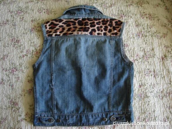 Kamizelki kamizelka vest DIY panterka