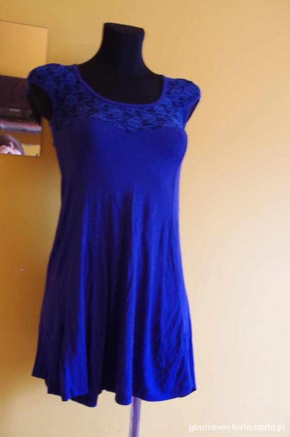 Suknie i sukienki sukienka koronka