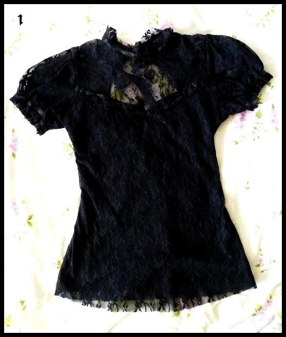 Black Lace Dreams...