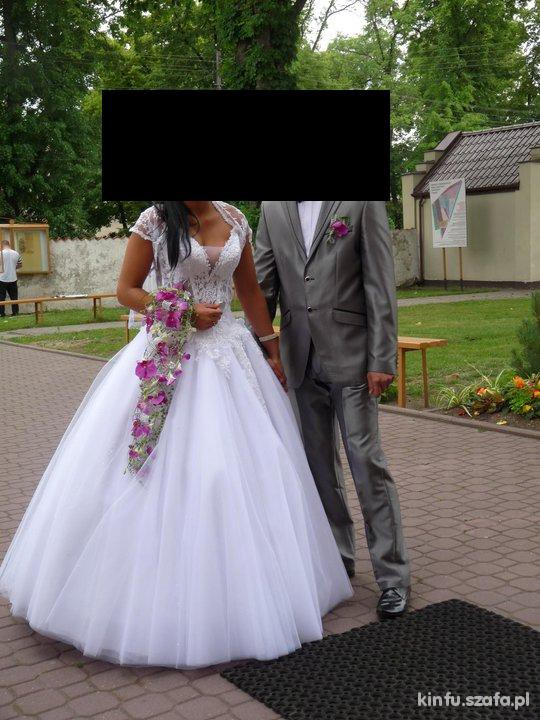 Mój styl sukienka ślubna ANGEL