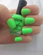 zielony neon...