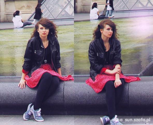 Mój styl Paris is always a good idea