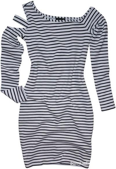Suknie i sukienki nowa marynarska sukienka M L