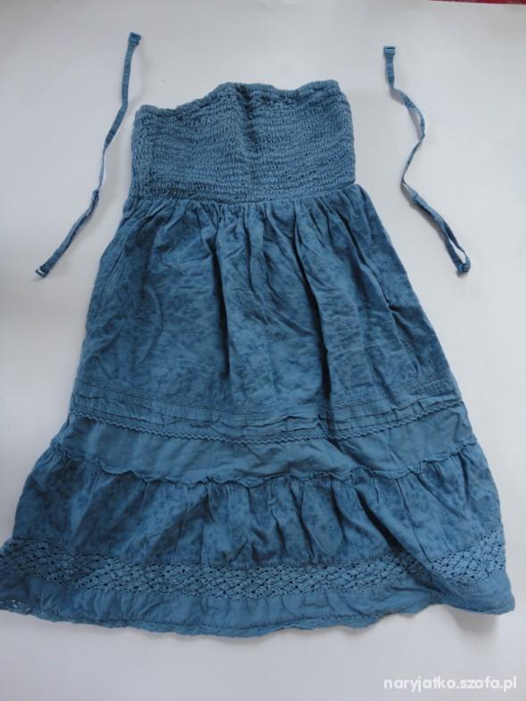Suknie i sukienki Super Okazja Niesaowita sukienka na lato