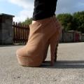 Boskie buty na platformie