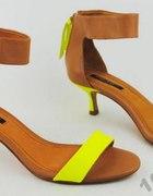 Sandały Zara...