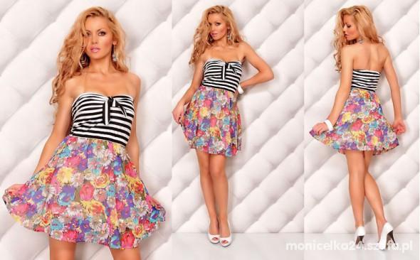 Suknie i sukienki zwiewna xs